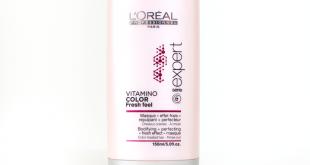 J'ai testé pour vous le Soin Vitamino Color de L'Oréal : perfecteur de couleur