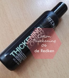 redken lotion thickening volume