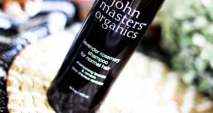 Shampoing bio à la lavande et au romarin, John Masters Organics, le produit que mes cheveux attendaient ?