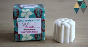 beurre de cacao solide de lamazuna