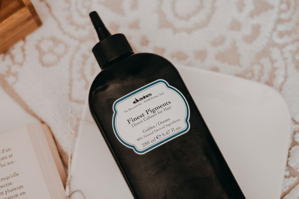 Davines Finest Pigments : la coloration naturelle qui part au shampoing