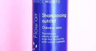 Flow'Air Mulato : mon avis sur le shampoing nutritif