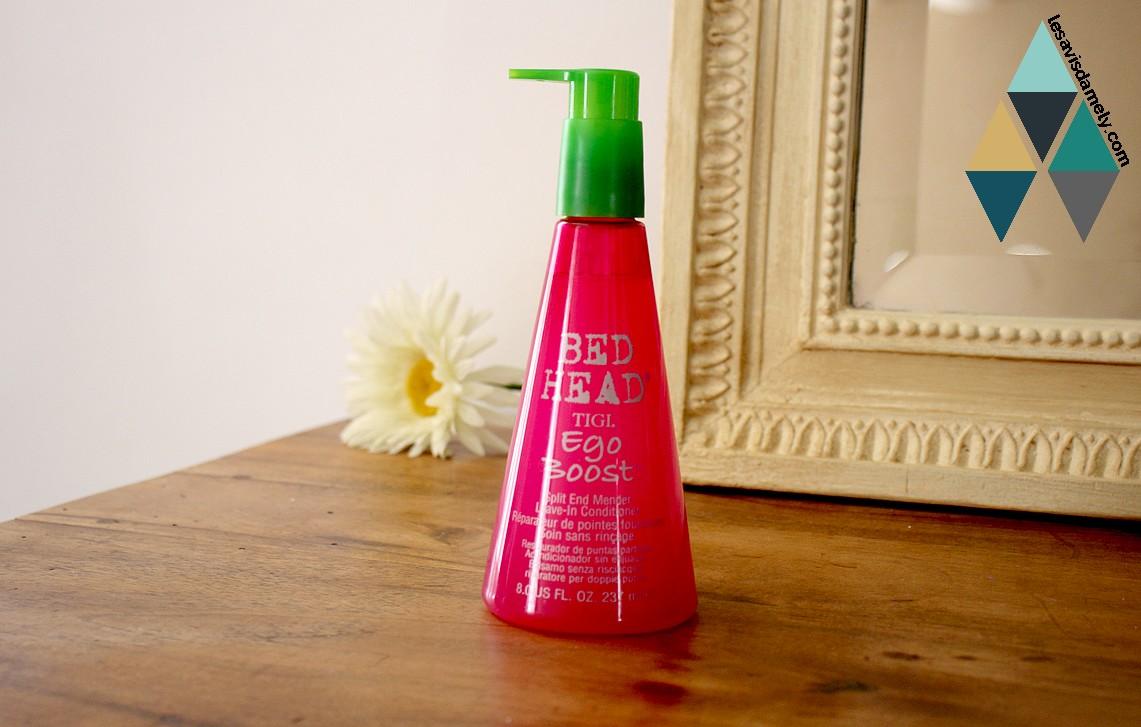 Ego Boost Tigi Bed Hair