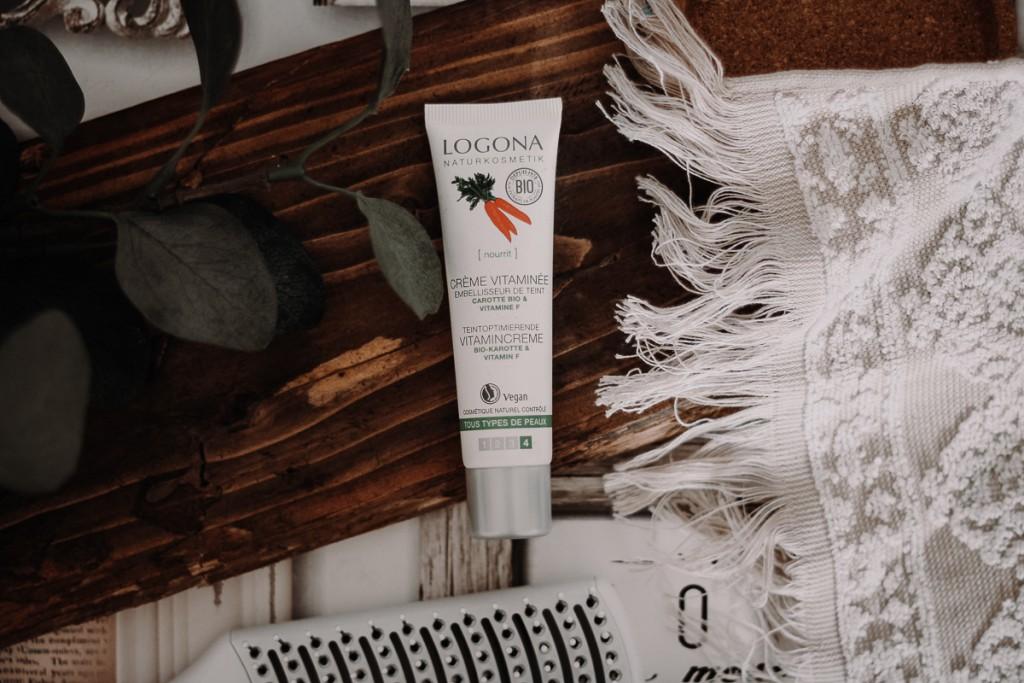 Crème Vitaminée Bio Embellisseur de Teint, Logona