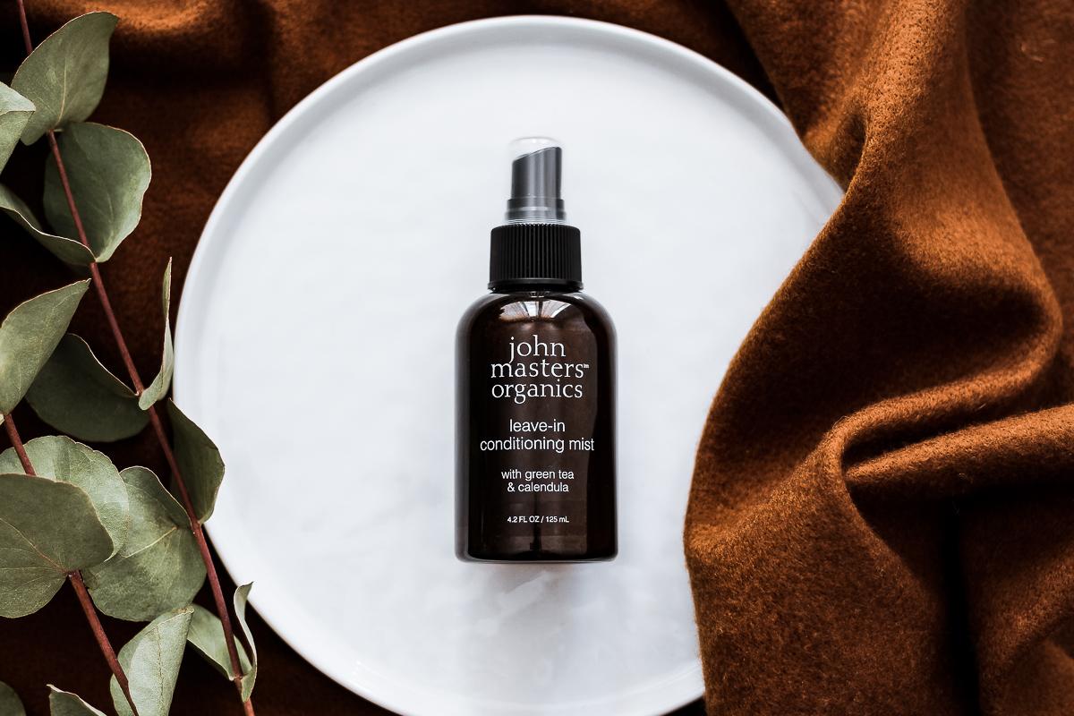 Brume Revitalisante au Thé Vert et au Calendula, John Masters Organics